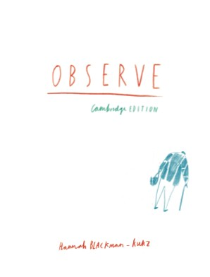 Cover of OBSERVE