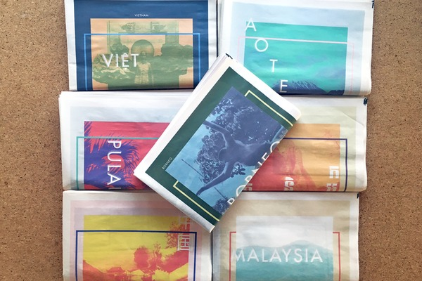A guide to making your own travel newspaper