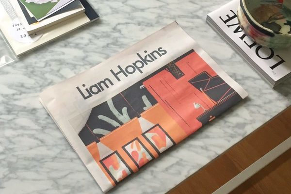 liam hopkins illustration portfolio newspaper