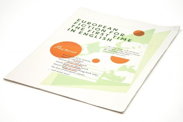 Peirene Press Newspaper Book Catalogue